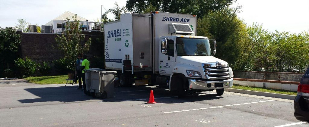Shred Event Photo