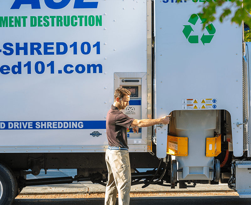 Shredding Company | Hampton, VA